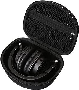 Aproca Hart Schutz Hülle Reise Tragen Etui Tasche Für Audio Technica Studio Ath M40x M30x M50x
