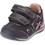 Geox B Each Girl A, First Walker Shoe Bambina