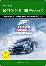 Forza Horizon 3: Blizzard Mountain DLC [Xbox One/Windows 10 - Download Code]