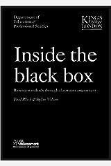 Inside the Black Box: v. 1: Raising Standards Through Classroom Assessment Paperback