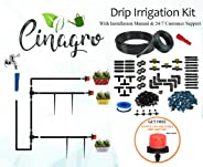 CINAGRO™ - Drip Irrigation Garden Watering 120 Plants Drip Kit