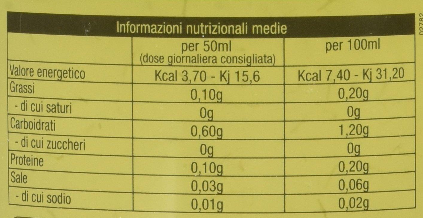 Zuccari Aloevera 2 Succo Puro d'Aloe, 1000 ml 2 spesavip