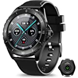 ELEGIANT Fitness Activity Tracker, Smartwatch Bluetooth 5.0 Orologio Impermeabile IP68 con 1,3'' Schermo Toccato 24 Sport 128