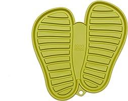 Sanni Shoo, Shoo.pad, tappetino flessibile, lavabile in lavatrice, tappetino antigoccia per scarpe, tappetino...
