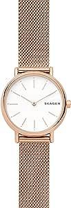 Skagen Women's Analog Quartz Watch with Stainless Steel Mesh Strap SKW2694