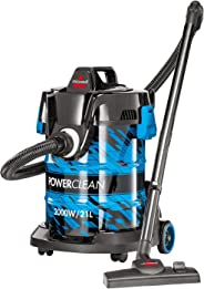 Bissell  21L Powerclean Drum Vacuum Cleaner, Blue -2027E