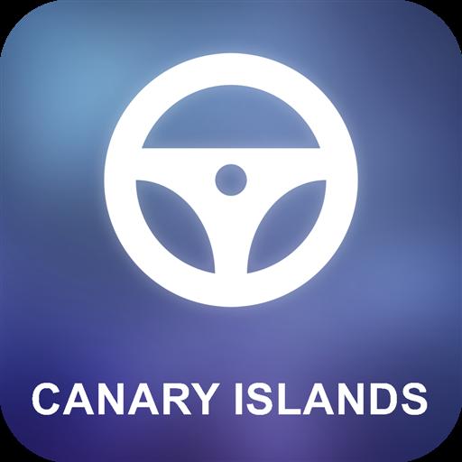 Islas Canarias GPS