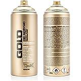 Montana GOLD 285943 GLD400 m3000 spuitbus 400 ml goud chroom