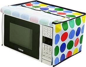 Red Hot Designer Microwave Full Cover