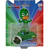 Pj Masks Single Pack Diecast Gekko-Mobile for Kids, Age 3 to 8 Years