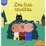 Los tres cerditos: Cuentos animados. Con animaciones resistentes y aptas para pequeñas manos (Aprender, jugar y descubrir)