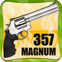 Armas de Fuego: 357 Revólver Magnum