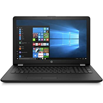HP 15q-Bu014TU 15.6-inch HD Laptop (7th Gen Core i5-7200U/4GB/1TB/Windows 10/Intel HD 620 Graphics), Sparkling Black