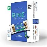 RINE Nutrition Bars  6 Blueberry Energy bars   Sugarfree healthy snacks  6 granola bars *50 g each ( 6 pack box)