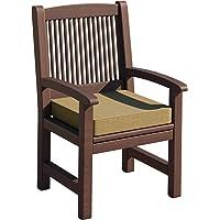 sunnypillow Coussin pour Banc de Jardin 40 x 40 x 5 cm plusieures Tailles et Couleurs à Choisir Assise Confortable pour…