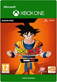 DRAGON BALL Z: KAKAROT Season Pass | Xbox One - Codice download