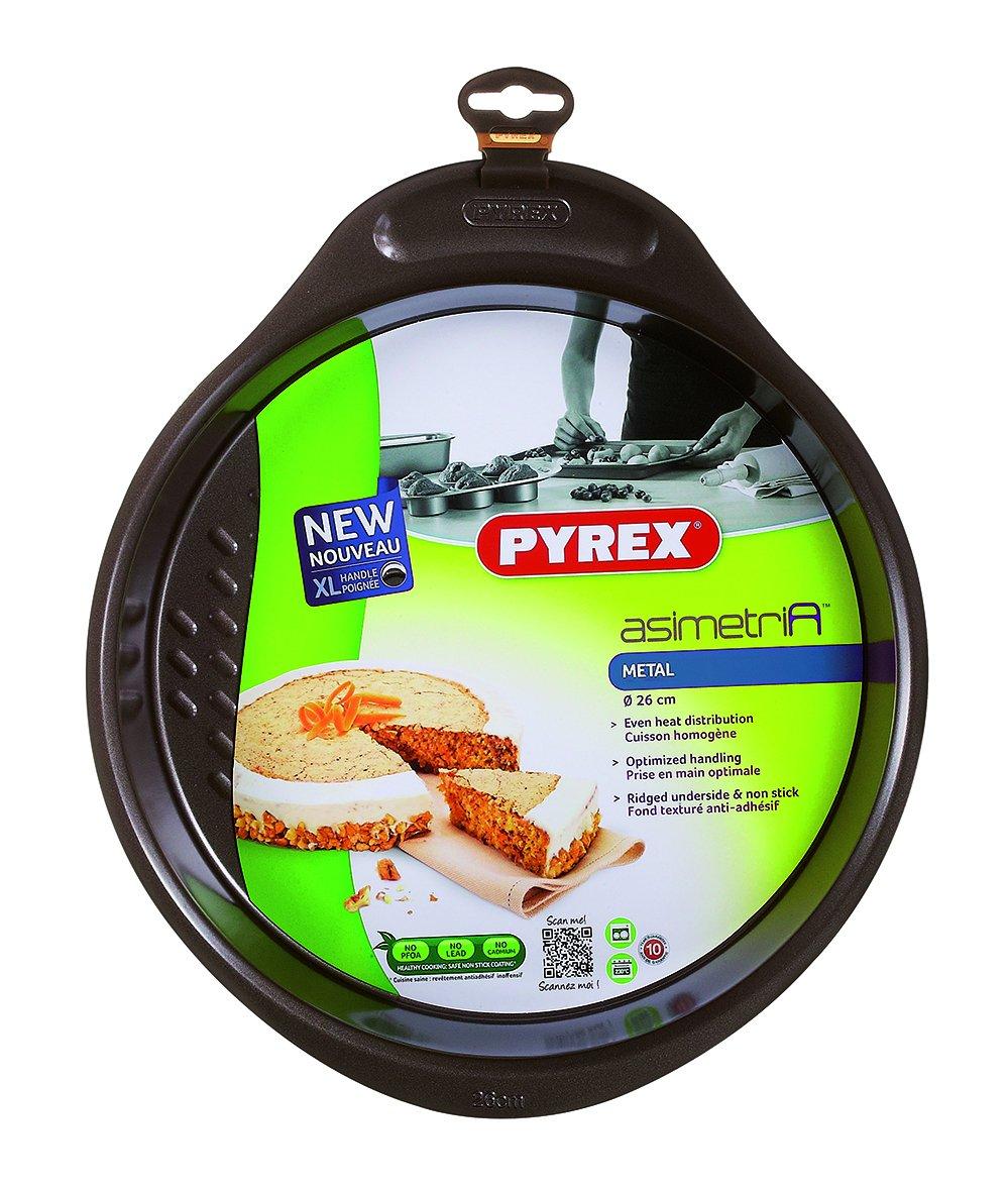 Pyrex asimetriA Metal Easy-grip Oven tray 35x27 cm - asimetriA ...