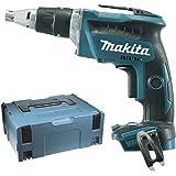 Makita DFS452RTJ Visseuse sans fil 18V/5Ah, en coffret MAKPAC avec 2batteries et 1chargeur, dfs452rtj