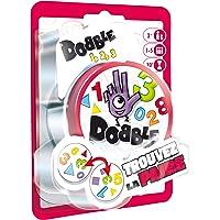 Asmodée - Dobble 123 Blister, DOCF02FR, Jeu D'ambiance