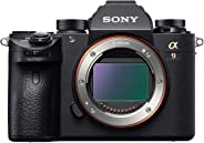 Sony a9 Body Only - 24.2 MP, Mirrorless Digital Camera Black ILCE9/B