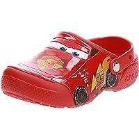 Crocs Boys Fun Lab Cars Kids Clogs