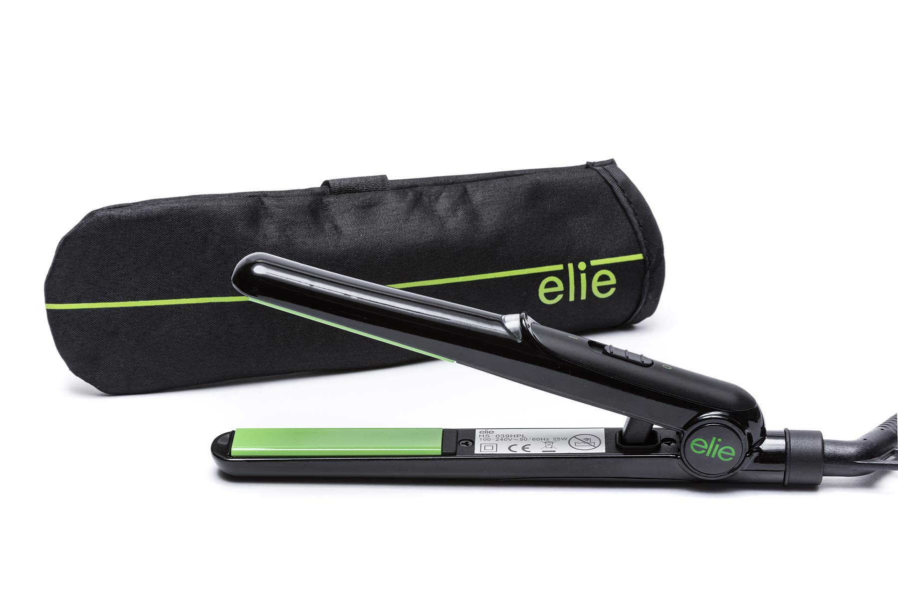 elie HS 039 Mini Straightener Dual Voltage for Worldwide
