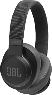 JBL JBLLIVE500BTBLK, Around-Ear Bt Headphone, Black
