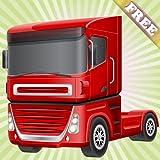 Rennspiel mit Lastwagen für Kinder : fahren die größten Lkw in diesem Auto-Rennspiel ! KOSTELOS