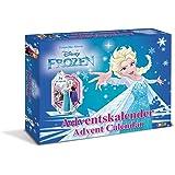 Craze 13885 - Adventskalender Disney Frozen, Die Eiskönigin