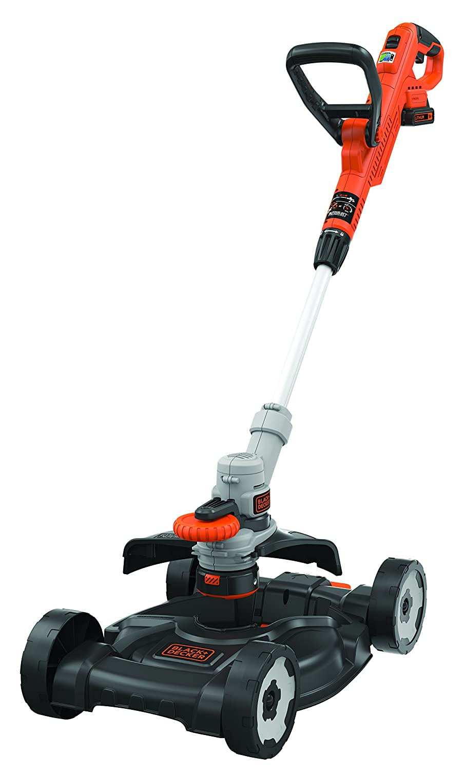 Black + Decker 18 V 3-in-1 Multi-Trimmer