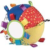 Playgro Palla Loopy Loops, Giocattolo da Apprendimento, A Partire da 3 Mesi, Multicolore, 40079