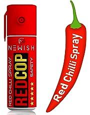 Newish Self Defense Powerful Red Chilli Spray for Women (55 ml/35 g)