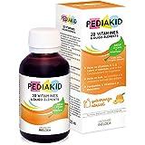 PEDIAKID - Complément Alimentaire Naturel Pediakid 22 Vitamines et Oligo-Éléments - Formule Exclusive au Sirop d'Agave - Opti