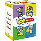 Toy Story Collection (4 Dvd) [Italia]