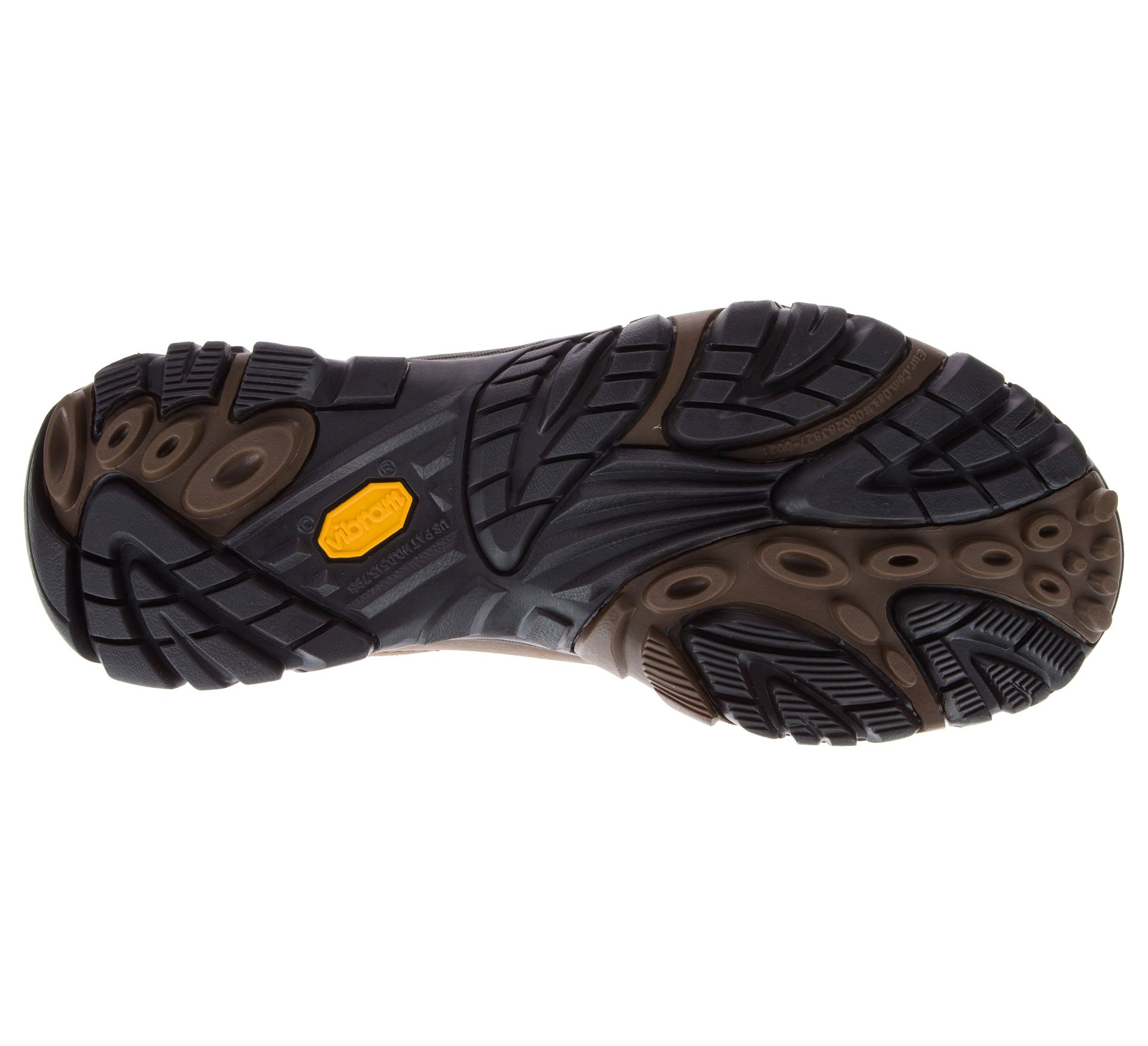 71a5rlVrDVL - Merrell Men Moab Adventure Lace Waterproof Hiking Shoes