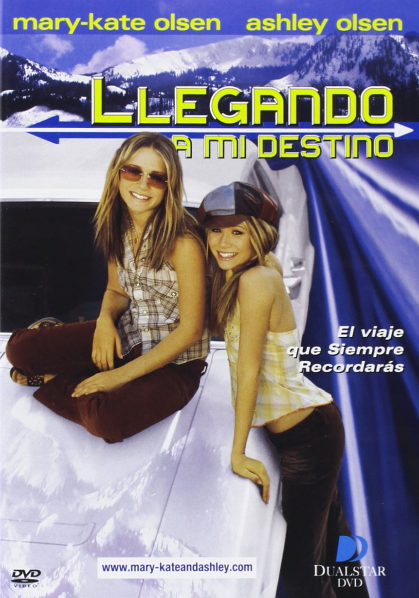 Llegando A Mi Destino (Import Dvd) (2006) Mary-Kate Olsen; Ashley Olsen; Heath