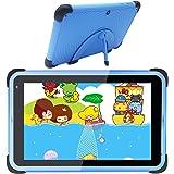 Tablette pour Enfants WiFi Android 10 2 Go de RAM 32 Go de ROM, Tablette de contrôle Parental pour Enfants, Tablette d'appren
