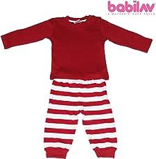 Babilav Baby Boy Full Sleeve Night Suit