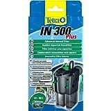 Tetra IN 300 plus Filtro interior - Filtros interiores potentes y confortables para la filtración mecánica, biológica y quími