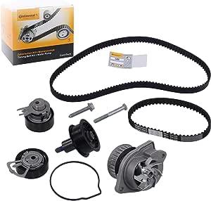 Contitech Ct957wp3 Water Pump Timing Belt Kit Auto
