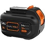 Black & Decker Li-ion batterij (1,5 Ah. Compatibel met alle 54 V tuingereedschap, 99 W) BL1554