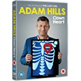 Adam Hills - Clown Heart - Live [DVD] [2017]