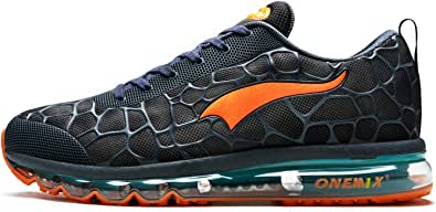 ONEMIX Uomo Scarpe da Ginnastica Corsa Sportive Trail Running Sneakers Fitness Basse Basket Interior Casual all'Aperto