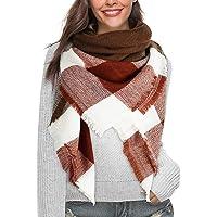 Tuopuda® Sciarpa Donna Inverno Donne Inverno Di Grandi Simensioni Signore Sciarpa Di Cachemire Grande Sciarpa