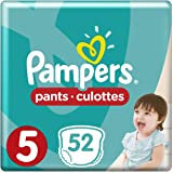 Pampers Pants Jumpo Pack Junior-Size 5, 52 Pieces