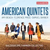 American Quintets [Kaleidoscope Chamber Collective] [Chandos Records: CHAN 20224]