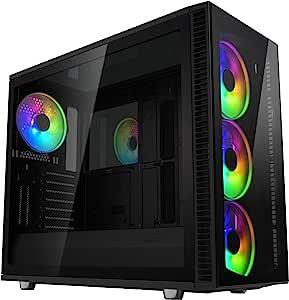 Fractal Design Define S2 Vision Rgb Mid Tower Computer Zubehör