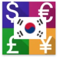 Currency Converter For Korean Won (KRW)