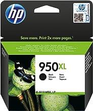 HP 950XL High Yield Ink Cartridge, Black [CN045AE]