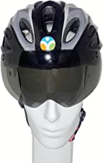 Cycling Helmet with Removable Visor